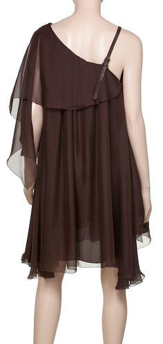 brown chiffon dresses - Google Search