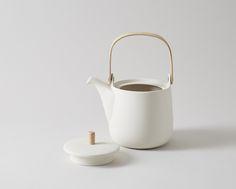Sue Pryke Teapot | Remodelista