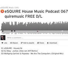 Thank you eSQUIRE for the stylish DJ Mog #JUNTOS (Alex van Alff) drop in your #067 Podcast! #djmog #alexvanalff #stoneyboymusic https://soundcloud.com/esquiremusic/podcast67 || http://www.beatport.com/release/dj-mog-juntos-remixes/1309510