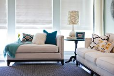 Living Room Chic - contemporary - living room - dallas - by Abbe Fenimore Studio Ten 25