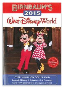 Disney Finds - Birnbaum's 2015 Walt Disney World Guidebook