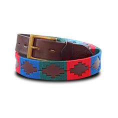 5d9129bccf Millfield by Gaucho Belts is an authentic Argentinian polo belt, made of  saddle leather and is hand stitched to the finest quality.