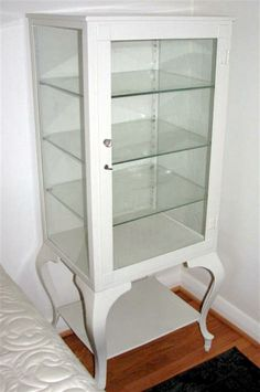 reproduction French dental cabinet