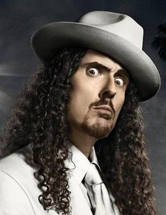 "weird al yankovic | Weird Al"" Yankovic - Photo 87621 / Coolspotters"