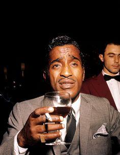 sammy davis, jr. vintage Las Vegas