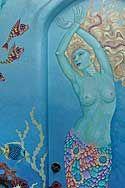 Bathroom Mural by Lance Jordan