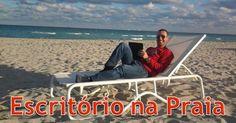 [Novo Artigo] - Trouxemos o escritório até à praia  Se pudesses escolher o teu local de trabalho entre...()  Ler Artigo Aqui: http://paulagarcia.biz/r/BLOG-EscritorionaPraia