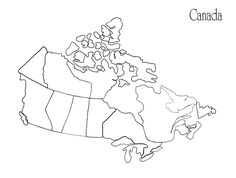 Canada Map Image By Dan Hipple World Map Coloring Page Coloring