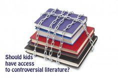 Exploring Controversial Topics Through Literature