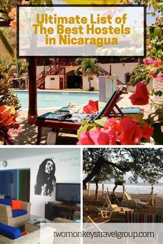 In this article, you will find the Best Hostels in Nicaragua– Best hostels in…