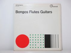 Brownjohn Chermayeff & Geismar Record Album Design by studiofonic, $16.00