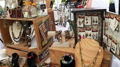 Outdoor craft fair- Ragtag Market Riley Wi