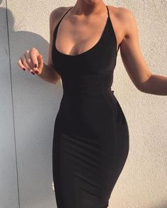 Style Spacez: 16 Bodycon Dress to Try this Autumn/Fall Sexy Dresses, Cute Dresses, Fashion Dresses, Fashion Clothes, Dress Outfits, Passion For Fashion, Dress To Impress, Ideias Fashion, Dress Up