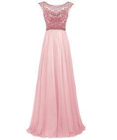 Dresstells® Long Chiffon Open Back Prom Dress with Beadings Wedding Dress Maxi Dress Bridesmaid Dress Dresstells http://www.amazon.co.uk/dp/B018E2N214/ref=cm_sw_r_pi_dp_HYr6wb1K2QQQW