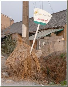 Bus-Stop in China