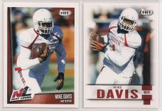 2014 Sage Hit Low Series Mike Davis Next Level & Base cards *2 for 1 Sale*