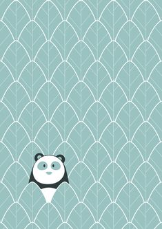 PANDA Art Print by vaughn shim | Society6