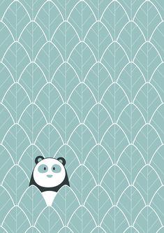 PANDA Art Print by vaughn shim | Society6