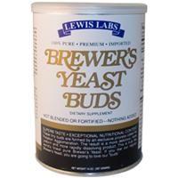 Lewis Labs International, Brewer's Yeast Buds, 14 oz. (397 Grams) - iHerb.com