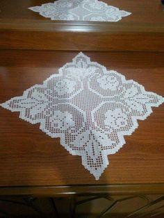 Crochet Patterns Filet, Filet Crochet, Crochet Art, Crochet Doilies, Embroidery Motifs, Bargello, Crochet Earrings, Projects To Try, Artwork