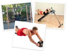 Don't you know which is the best home fitness equipment to train your abs? Here are the best ones which help to get flat stomach and are worth to buy.