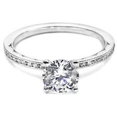 Tacori 4415RD Engagement Ring