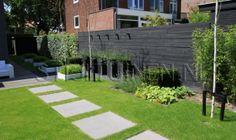 Mooie tuin van stijltuinen.nl Door mseleveld