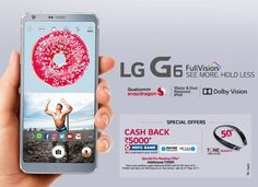 LG G6 pre-booking started with some special offers