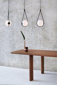 Guilherme Wentz - Corda lamp, 2016