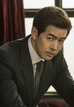 Lee sang yoon Whispers new drama