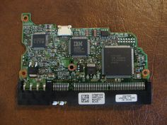 HITACHI IC35L120AVVA07-0 MLC:H69000 PN:07N8147 120GB IDE/ATA 07N9100 H69144A - Effective Electronics