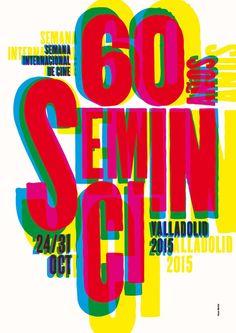 Presentación del cartel de la 60 edición de la 'Seminci'