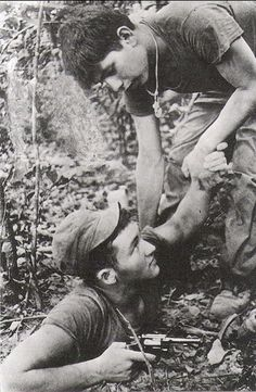 cu chi vietnam 1968. #VietnamWarMemories