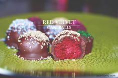 Red Velvet Cake Balls – RECIPE