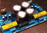 100W HiFi Power Amplifier circuit with Sanken is more powerfull music fidelity power amplifier circuit