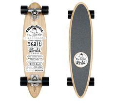 Isabel Marant x Heritage Paris skateboards