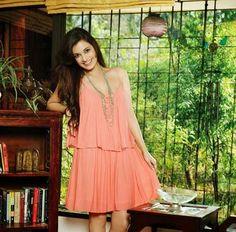 Dia Mirza Filmfare Photoshoot for November 2013 Issue