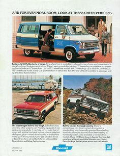 1980 Chevrolet Wagons