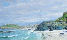St. Ives, Cornwall, 1878 - William Trost Richards