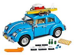 Fahr mit dem VW Käfer an den Strand!
