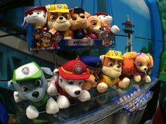 paw patrol toys | Paw Patrol Plush toys
