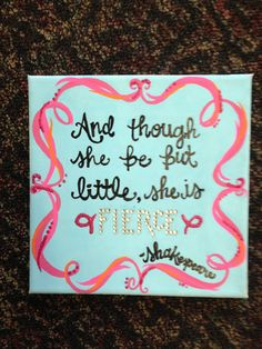 this is all my little's doing. she is the best big/little crafter