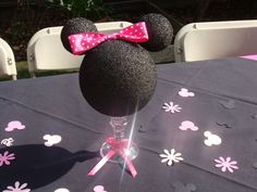 """Photo 11 of 26: Minnie Mouse / Birthday """"Minnie Mouse 1st Birthday!!!!"""" 