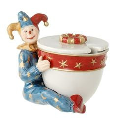 Villeroy & Boch Toy's Fantasy Covered Sugar
