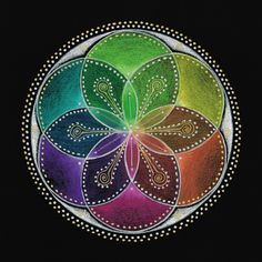 mandala sphere of life - Google Search