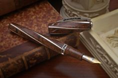 """My...""""when I grow up and have money to spend pen"""".  Visconti Divina Proporzione May/June 2006 Stylophiles Online"""