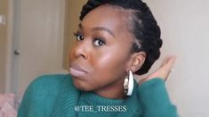 Check out this cute way to style your mini twist Short Afro Hairstyles Check Cute mini Style Twist Protective Hairstyles For Natural Hair, Natural Hair Braids, Natural Afro Hairstyles, Hair Twist Styles, Curly Hair Styles, Natural Hair Styles, Kinky Twist Styles, Color Ombre Hair, Mini Twists
