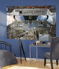Space Shuttle Cockpit Mural Http://www.muralsforkids.com/products/