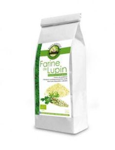 Farine de lupin, Biosagesse - GlutenCorner
