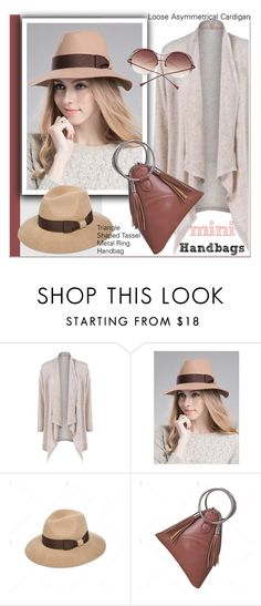 """""""Sweet Mini Handbags"""" by paculi ❤ liked on Polyvore featuring Minime"""
